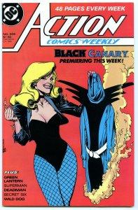 Action Comics Weekly 609 Jul 1988 NM- (9.2)