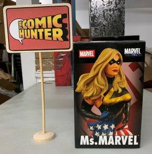 Marvel Universe Ms. Marvel Bust Limited Edition