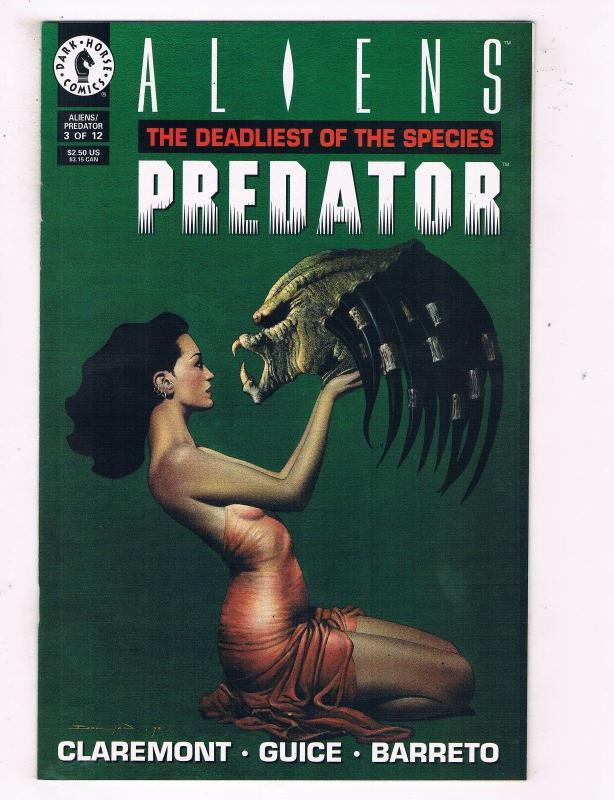 Aliens The Deadliest Of The Species #3 VF/NM Dark Horse Comic Book 93 DE43 TW14
