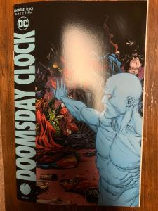 Doomsday Clock (2018) 9 Alternate Cover NM (9.4)