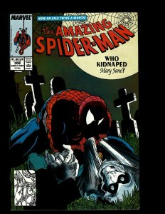 Amazing Spider-Man # 308 NM Marvel Comic Book Venom Todd McFarlane Art GB4