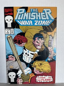 The Punisher: War Zone #4 (1992)  Unlimited Combined Shipping