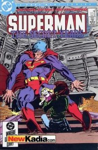Superman: The Secret Years #3, VF (Stock photo)