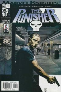 Punisher, The (6th Series) #9 VF/NM; Marvel | save on shipping - details inside