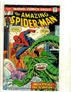 Amazing Spider-Man # 146 NM- Marvel Comic Book Lizard Mary Jane Kingpin RS1