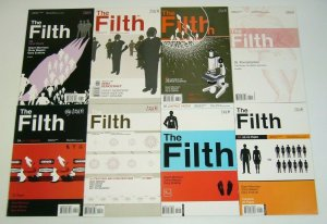 the Filth #1-13 VF/NM complete series - grant morrison - vertigo comics set lot