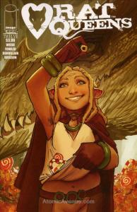 Rat Queens #12 VF/NM; Image | save on shipping - details inside