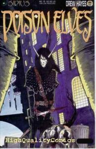 POISON ELVES #19, NM+, Drew Hayes, Assassins, Lusiphur, 1995, I, Lusiphur