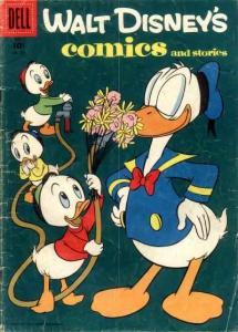 Walt Disney's Comics and Stories #188, VG (Stock photo)