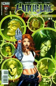 Witchblade #70, NM + (Stock photo)