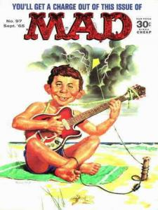 Mad #97 VG; E.C   low grade comic - save on shipping - details inside