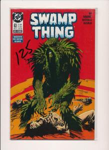 DC LOT OF 4 SWAMP THING 1987 #61/62/63/65 FINE/VERY FINE   (PF39)