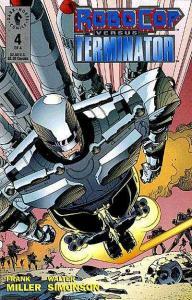 Robocop versus The Terminator #4, VF (Stock photo)