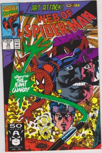 Web of Spider-Man #74