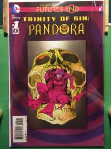 TRINITY OF SIN: Pandora #1 The New 52 Futures End