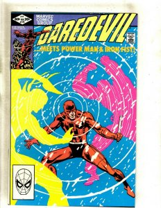 Daredevil # 178 NM Marvel Comic Book Frank Miller Elektra Bullseye Hand HJ9