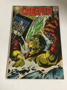 Beware The Creeper 6 Vf- Very Fine- 7.5 DC Comics Silver Age