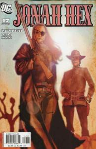 Jonah Hex (2nd Series) #17 VF/NM; DC | save on shipping - details inside
