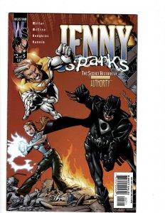 Jenny Sparks: The Secret History of the Authority #2 (2000) SR30