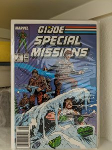 G.I. Joe: Special Missions #6 (1987)