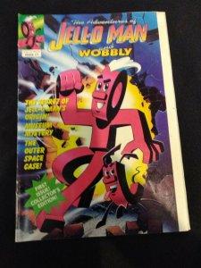 The Adventures of Jell-O Man & Wobbly #1 KRAFT 1991 PROMO COMIC