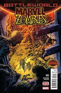 Marvel MARVEL ZOMBIES (2015 Series) #2 NM
