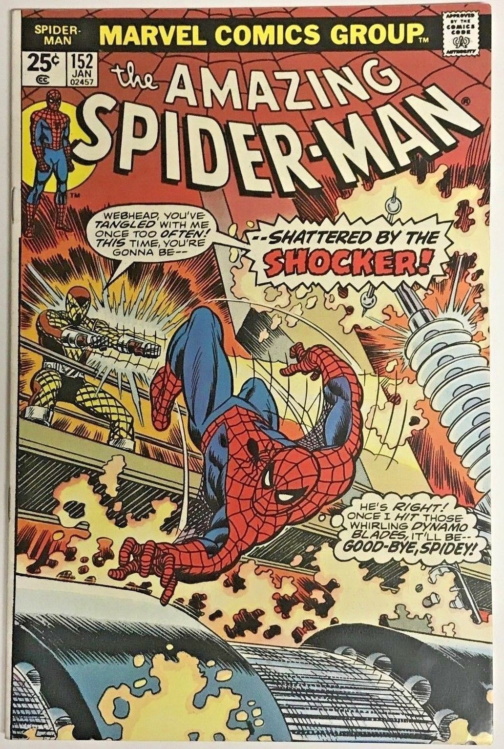 Amazing Spider-Man #56 FN 2003 Stock Image