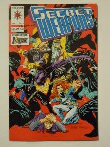 Secret Weapons #5 (1994)