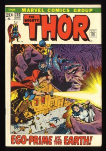 Thor #202 VF/NM 9.0 Marvel Comics