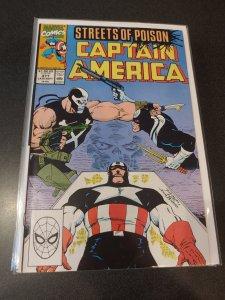 Captain America #377 (1990)