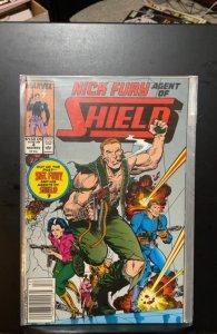 Nick Fury, Agent of SHIELD #4 (1989)