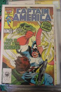 Captain America 320 NM-