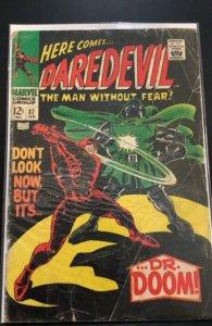 Daredevil #37 (1968)