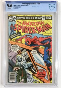 The Amazing Spider-Man #189 (1979) CBCS 9.6