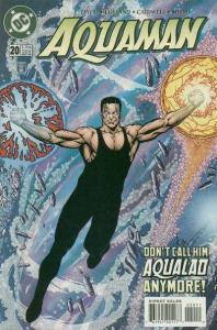 Aquaman (1994 series) #20, NM (Stock photo)