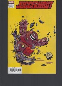 Juggernaut #1 Variant
