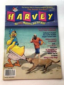 HARVEY Kid's  MAGAZINE ~ July 1999 -UNCIRCULATED!