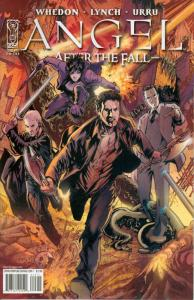 Angel: After the Fall #15B VF/NM; IDW | save on shipping - details inside