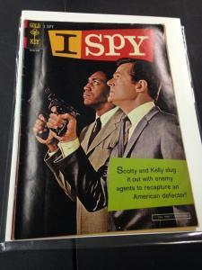 I Spy 1   VG+ (needs pressed)   Bill Cosby, Robert Culp photo cover