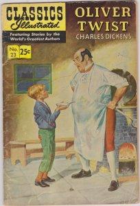 Classics Illustrated #23