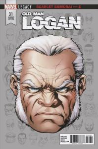 Old Man Logan (2nd Series) #31B VF/NM; Marvel | save on shipping - details insid