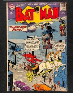 Batman #161 VG+ 4.5