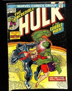 Incredible Hulk (1962) #174