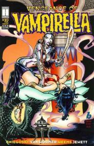 Vengeance of Vampirella #12, NM + (Stock photo)
