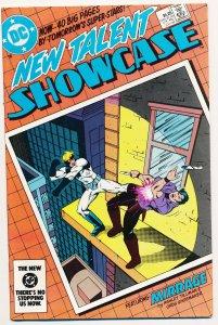 New Talent Showcase (1984) #7 NM