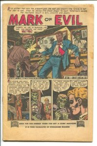 Marvel Tales #113 1953-Atlas-Iron Lady robot story-Russ Heath Beast Man-P