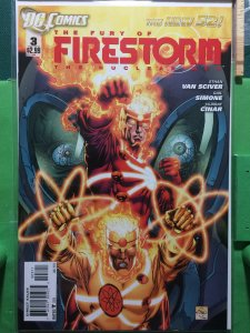 The Fury of Firestorm The Nuclear Men #3 The New 52