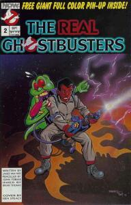 Real Ghostbusters, The (Vol. 1) #2 FN; Now | save on shipping - details inside
