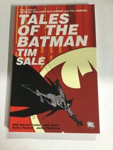Tales Of The Batman Tim Sale Nm Near Mint DC Comics SC TPB