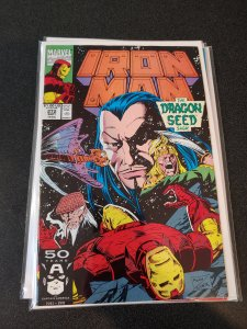 Iron Man #272 (1991)
